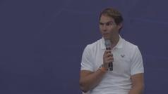 """Rafa Nadal: """"Sigo teniendo la ilusión de luchar"""""""