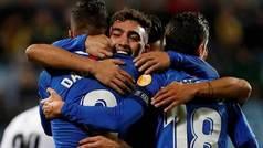 Europa League (Grupo A): Resumen y goles del Dudelange 2-5 Sevilla