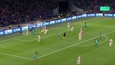 Gol de Lucas Moura (2-2) en el Ajax 2-3 Tottenham