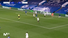 Gol de Mount (2-0) en el Chelsea 2-0 Real Madrid