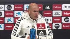 """Zidane: """"La próxima temporada lo más importante para mí es LaLiga"""""""