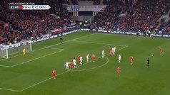 El impresionante paradón de Schmeichel a Bale