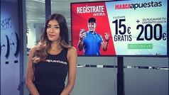Apuesta gratis 15 euros con el bono de MARCA Apuestas