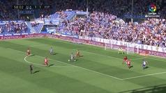 Gol de Oro: Sobrino (2-1) en el Alavés 2-1 Espanyol