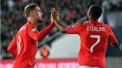 Set de Inglaterra a Bulgaria (0-6) en un partido marcado por incidentes racistas