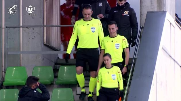 Copa del Rey (1/16 final): Resumen y goles del Alcorcón 0-2 Valencia