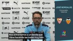 """Bordalás: """"Sabemos en qué nos equivocamos contra el Real Madrid, no volverá a pasar"""""""
