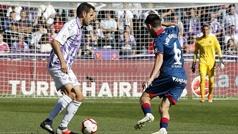 LaLiga (J8): Resumen y gol del Valladolid 1-0 Huesca