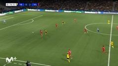 Gol de Elia (1-2) en el Young Boys 1-4 Villarreal