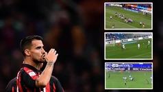 Las 5 joyas de Suso con el AC Milan, ¿con cuál te quedas?