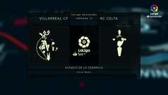 MX: LaLiga (J15): Resumen y goles del Villarreal 2-3 Celta Vigo