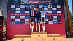 Gerardo Ulloa, el primer ciclista mexicano en subirse al podio en una Copa del Mundo