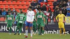 LaLiga 1|2|3 (J18): Resumen y goles del Rayo Majadahonda 1-3 Elche