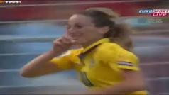 Así juega Kosovare Asllani, la primera incorporación del próximo Real Madrid femenino
