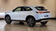 El Honda HR-V 2022, visto desde cerca