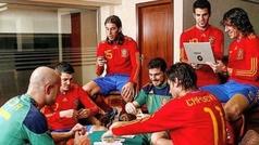 """Pepe Reina: """"Nos juntábamos 18 en mi habitación para jugar a las cartas"""""""