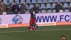 Ahmad Mendes Moreira recibió insultos racistas, que fueron respondidos con un gol