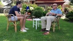"Linares sobre Merckx: ""No fue ninguna sorpresa ganarle"""