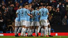 Champions (octavos, vuelta): Resumen y goles del Manchester City 7-0 Schalke 04