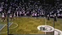 Aniversario del tiro más famoso en la historia de la NBA