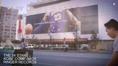 """""""Kobe vuelve""""; el canto desesperado de los fans de los Lakers"""