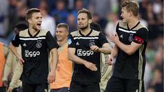 Eredivisie (J32): Resumen y goles del Ajax 4-2 Vitesse