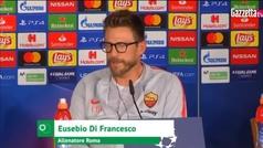 """Di Francesco: """"Mi hijo y yo hemos recibido amenazas de muerte tras lo sucedido con Douglas Costa"""""""