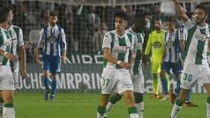 LaLiga 123 (J10): Resumen y goles del Córdoba 1-1 Deportivo