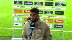 """Lemar: """"Simeone sabe de mi calidad y saca lo mejor de mí"""""""