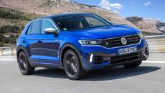 Así es el Volkswagen T-Roc R, un SUV deportivo de 300 caballos