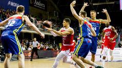Liga ACB. Morabanc Andorra 77-82 Baxi Manresa