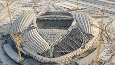 Así anuncia Qatar 2022 la cuenta atrás para su Mundial