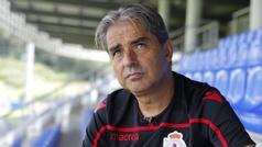 """Natxo González: """"¿Presión por subir? En Zaragoza ya hice un máster"""""""
