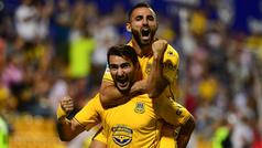 Copa del Rey (segunda ronda) resumen y gol del Alcorcón 1-0 Extremadura