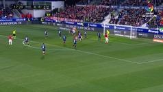 Gol de penalti de Raúl García (0-1) en el Huesca 0-1 Athletic