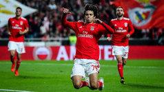 Europa League (cuartos, ida): Resumen y goles del Benfica 4-2 Eintracht