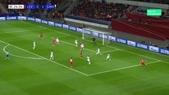 Gol de Höwedes (p.p.) (1-1) en el Leverkusen 1-2 Lokomotiv