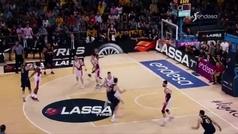 La ACB repasa la carrera de Juan Carlos Navarro