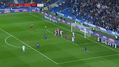 Gol de Oyarzabal (1-0) en el Real Sociedad 2-0 Celta