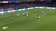 Gol de Christensen (1-0) en el Chelsea 4-0 Malmo