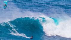 Gisela Pulido gana la partida a la emblemática ola Jaws