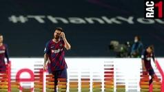 """Así narró RAC1 el 2-8 del Barça:""""Al carrer todos los responsables"""""""