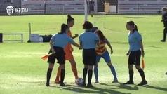 El Levante gana al Valencia en el primer derbi de Primera