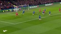 Gol de Gnabry (0-1) en el Chelsea 0-3 Bayern