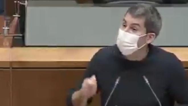 """Bildu tras pactar los Presupuestos con Sánchez: """"Vamos a Madrid a tumbar definitivamente ese régimen"""""""