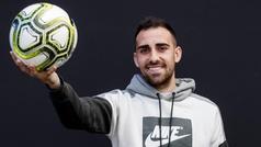 """Paco Alcácer: """"es un dolor de muelas jugar contra el atlético"""""""