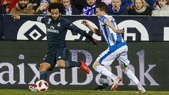Copa del Rey (octavos, vuelta): Resumen y gol del Leganés 1-0 Real Madrid