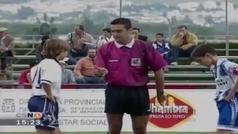 Así comenzó la leyenda de Sergio Ramos: los comentaristas alucinaron... y solo tenía 12 años