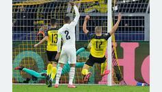 Gol de Haaland (1-0) en el Dortmund 2-1 PSG