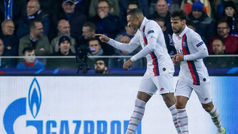 Champions League (Grupo A): Resumen y goles del Brujas 0-5 PSG